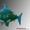 Летающая рыба акула #576765