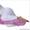 Подушка для беременных Цветы на розовом #585103