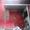 Акриловый угловой кух гарнитур цвета бордо для мал кухни с/п новый в связс  #1029787