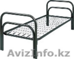 Кровати железные для казарм, кровати для строителей, кровати металлические оптом - Изображение #5, Объявление #1425094